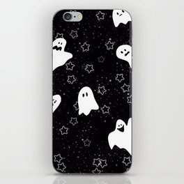 ghosts iPhone Skin