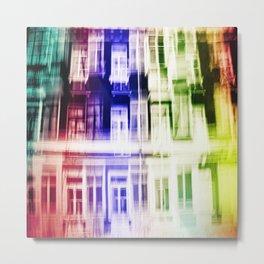 Color windows Metal Print