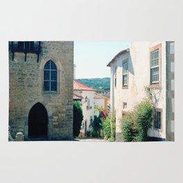 Obidos, Portugal(RR178) Analog 6x6 Kodal Ektar 100 Rug
