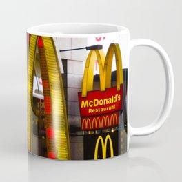 Mickey D's Coffee Mug