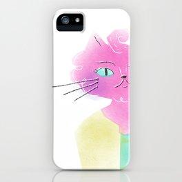 Princess Carolyn iPhone Case