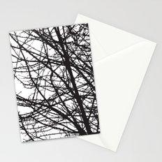 Black Tree Stationery Cards