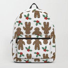 Gingerbread Cookie Backpack