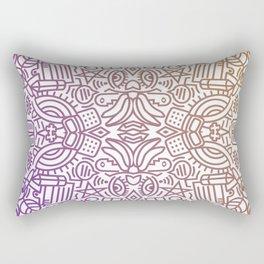 Decorative Pattern 2 Rectangular Pillow