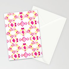 Watercolor Aztec Stationery Cards
