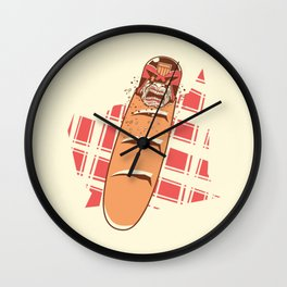 Judge Bread Wall Clock