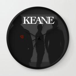 Keane Wall Clock