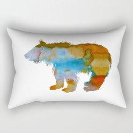 Bear cub Rectangular Pillow
