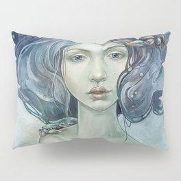 Zodiac Cancer Pillow Sham