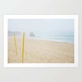Summer haze pt6 Art Print