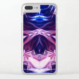 Sensei - Purple Clear iPhone Case