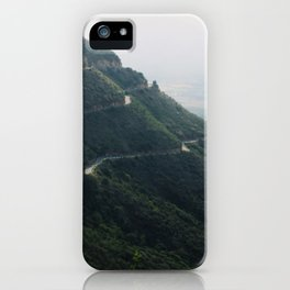 Roads of Kerala iPhone Case