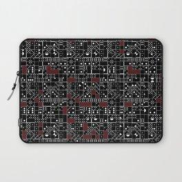 Domino Variation 1 Laptop Sleeve