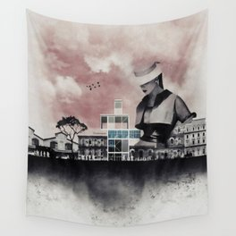 Proportions Wall Tapestry