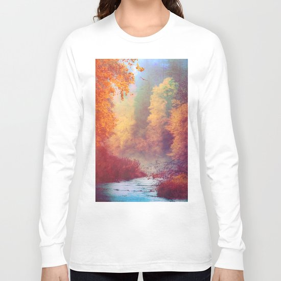 Dreams Remembered Long Sleeve T-shirt