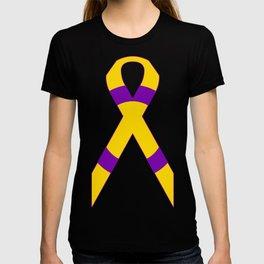 Intersex Ribbon v2 T-shirt