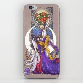 Lunar Repose iPhone Skin