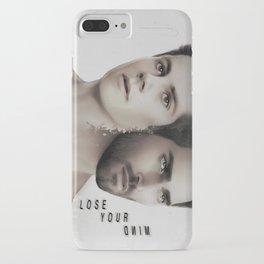 LoseYourMind - Stiles Stilinski / Derek Hale ( Sterek - Teen Wolf ) iPhone Case