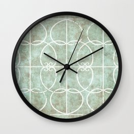 Rejas Two Wall Clock