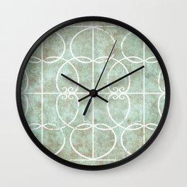 Rejas Two Wall Clock