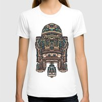 r2d2 T-shirts featuring R2D2 by trevacristina