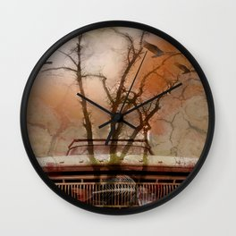 Famine Wall Clock