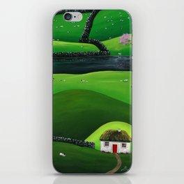 Hilly Highlands iPhone Skin