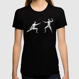 Dueling Hashtag T-shirt