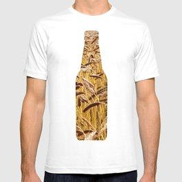 High grain image T-shirt