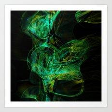 Viras Art Print
