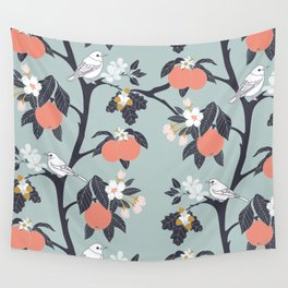 MAMA ROSA GARDEN - BIRD Wall Tapestry