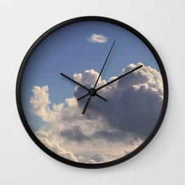 Clouds of Heaven Wall Clock