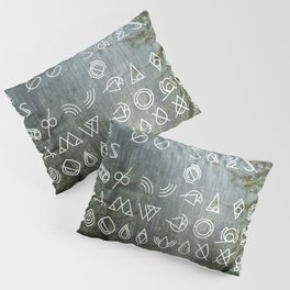 WFS Mandate 00234: Return to the Land of Saturated Bundles™ Pillow Sham
