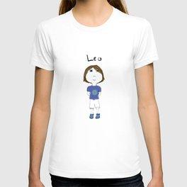 Personalized Art - Leo T-shirt