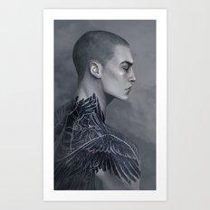 Greywaren Art Print