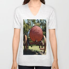 "Furphy's ""1920"" water Cart Unisex V-Neck"