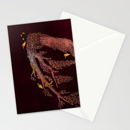 Tree Birds Stationery Cards