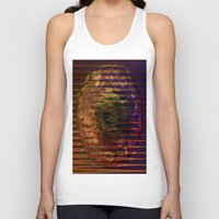 spiritual Tank Tops featuring Spiritual Conflict by Joseph Mosley
