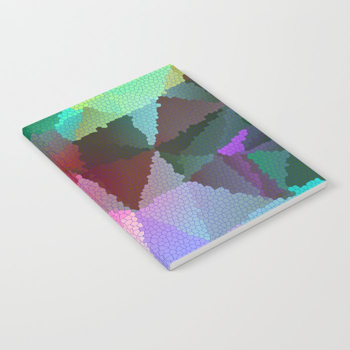 Stained Glass 3 Notebook