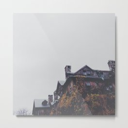 Urban Explorers Metal Print