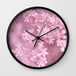 floret Wall Clock