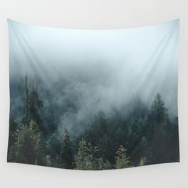 The Smell of Earth - Nature Photography Wall Tapestry