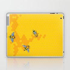 HoneyBees 1 Laptop & iPad Skin