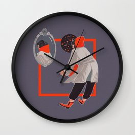 Co-hate Wall Clock