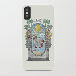 The Lord of the Board iPhone Case