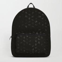 aquarius zodiac sign pattern ap Backpack
