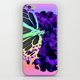 BOWBUTTR iPhone Skin