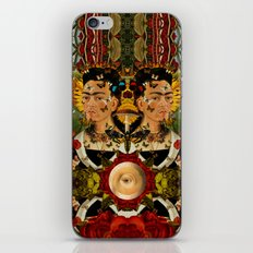 Frida II iPhone & iPod Skin