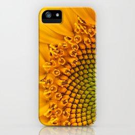 Sunny Flower iPhone Case
