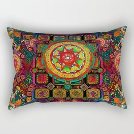 Returning to the roots Rectangular Pillow
